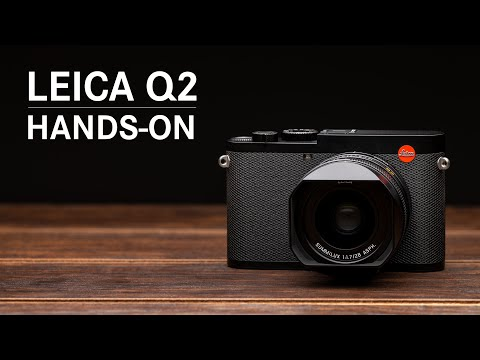 Leica Q2 Hands-On Overview Video