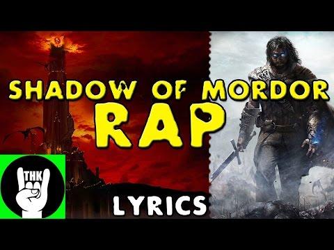 SHADOW OF MORDOR RAP | TEAMHEADKICK (Lyrics)