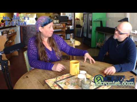 Ms Julie's Kitchen Vegan Restaurant Akron #Akronist #Vegan