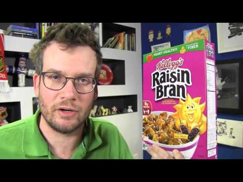 Water in My Cereal: Taste Testing Various Liquid Accompaniments to Raisin Bran