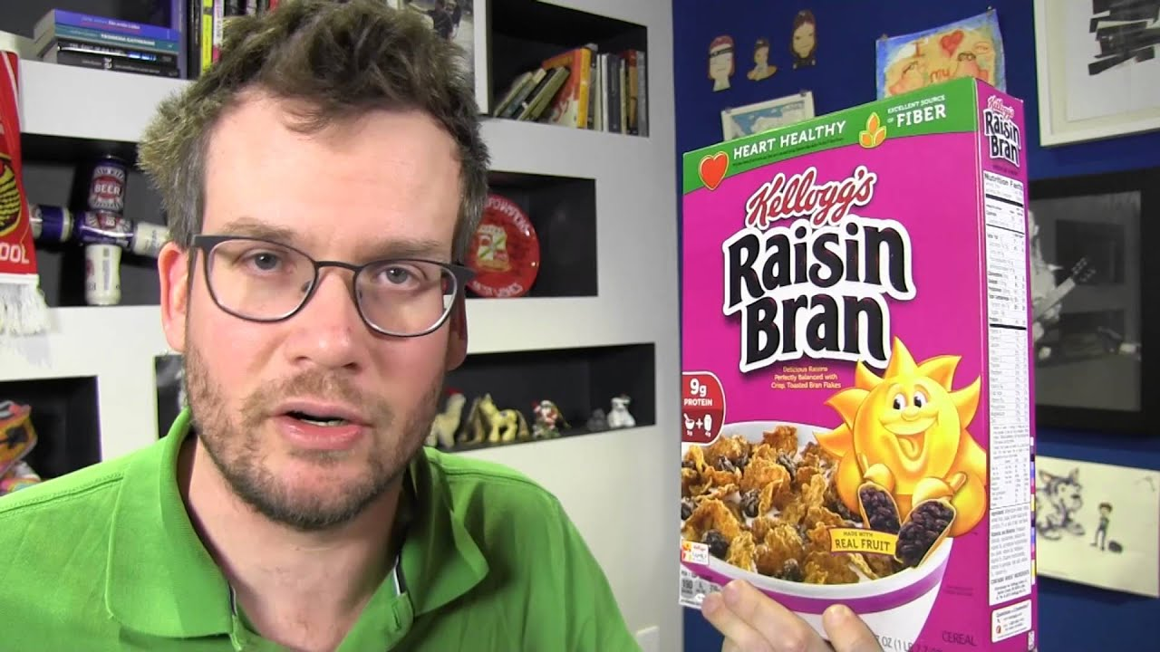 Water in my cereal taste testing various liquid accompaniments to water in my cereal taste testing various liquid accompaniments to raisin bran youtube ccuart Image collections