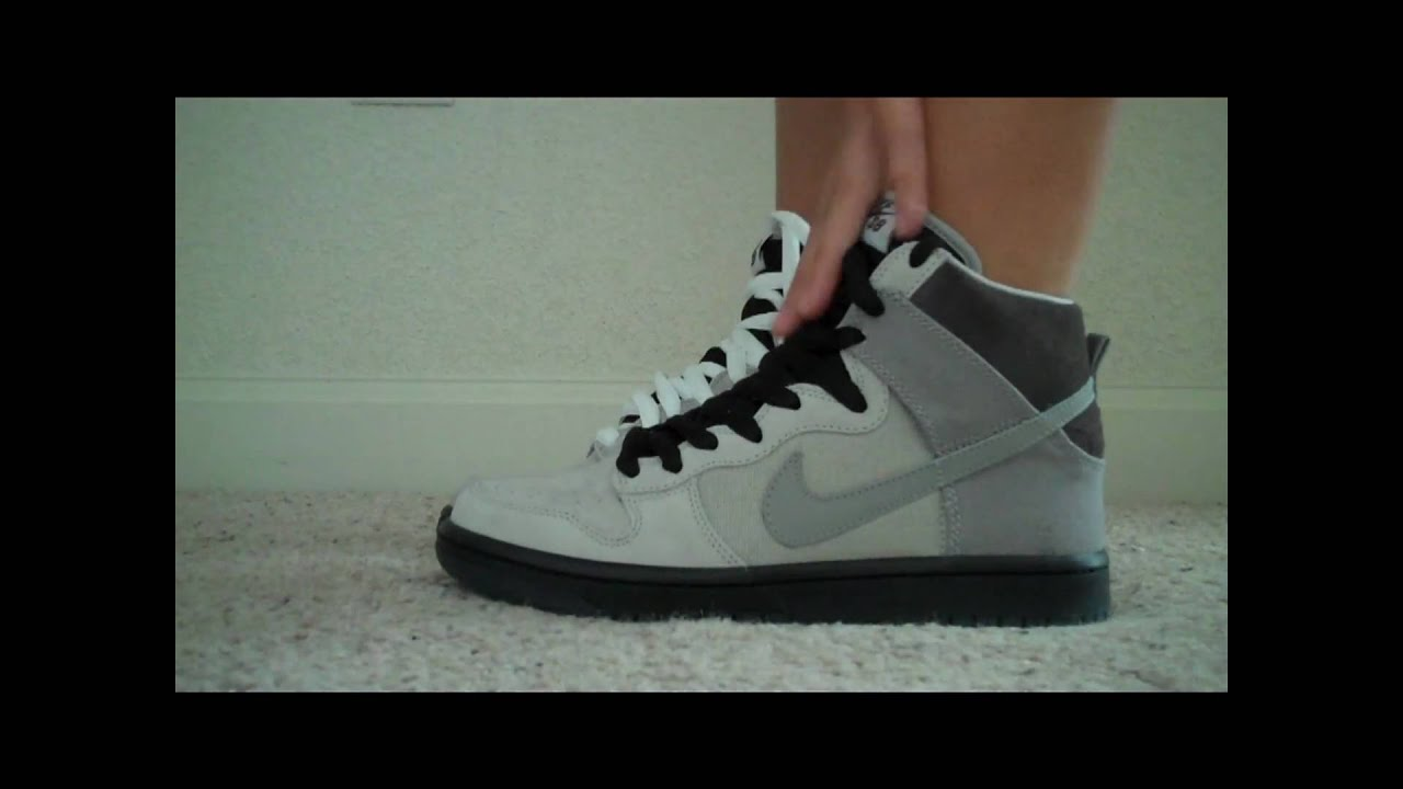 9c3a2e64e44a Nike SB Dunk High Pro