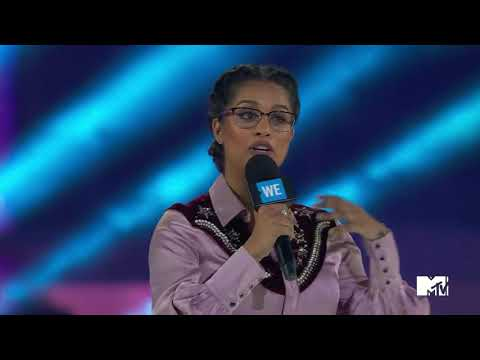 Lilly Singh - WE Day Toronto 2017