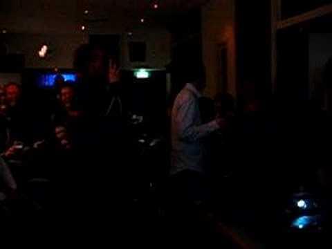 HKC Karaoke Jan en Rutger