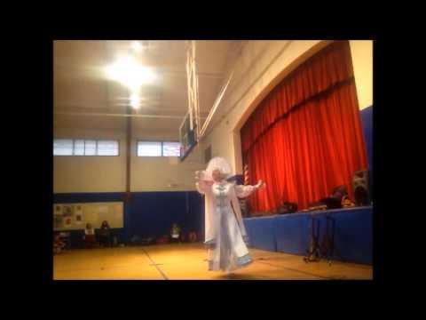 Topsfield, MA Russian Multicultural School Assembly Balalaika Duo