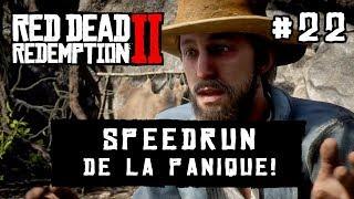 RED DEAD REDEMPTION 2 : Speedrun De La Panique (22)