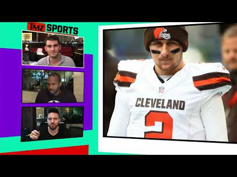 Johnny Manziel Gives Deadline to CFL Team: Pay Me Or Else! | TMZ Sports