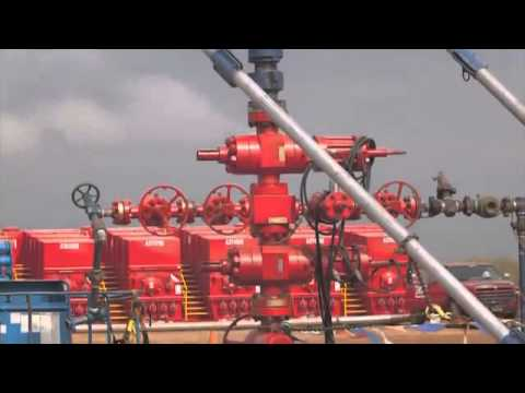 Oilfield Hydraulic Fracturing (fracking)