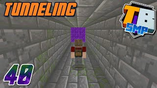 Nether Ending Tunnels. - Truly Bedrock S2E40