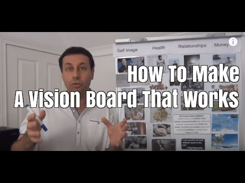 How To Make A Vision Board That Works & Change Your Life In 7 Steps