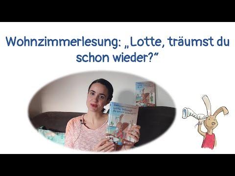 Lotte, träumst du schon wieder? YouTube Hörbuch Trailer auf Deutsch