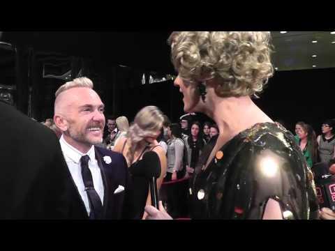 2015 TV Week Logie Awards Red Carpet with Choreographer Jason Coleman