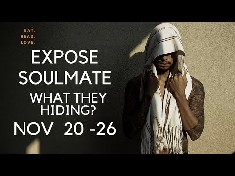 """PISCES WEEKLY """" WHAT THEY HIDING?"""" LOVE NOVEMBER 20 26 TAROT READING"""