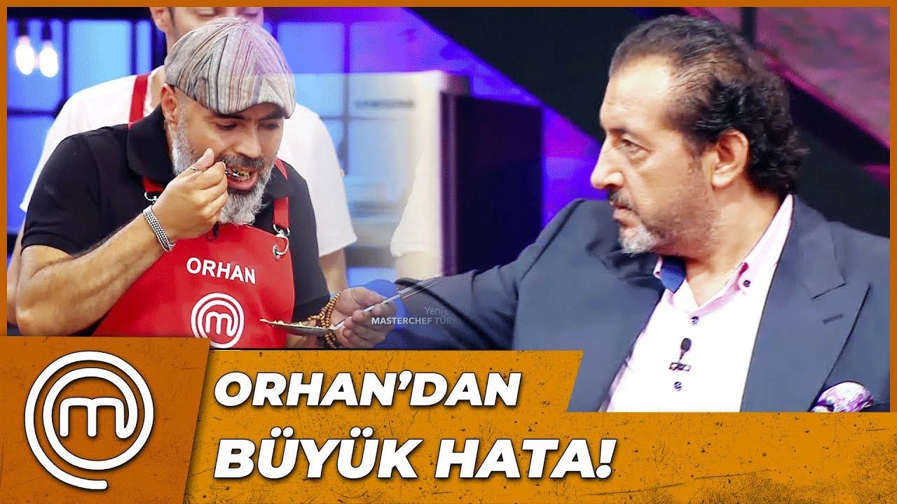 Orhan'ın Yaptığı Hareket Mehmet Şef'i Çileden Çıkardı | MasterChef Türkiye 9.Bölüm
