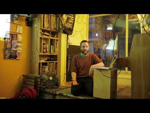 BARTALK #8: Joseph Garvin - How to fill Twitter with nonsense
