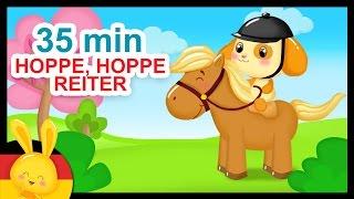 Hoppe, hoppe Reiter - Kinderlieder zum Mitsingen - Titounis