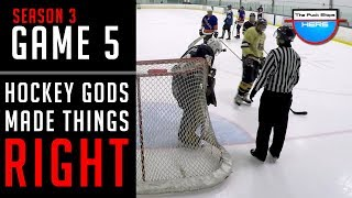Hockey Gods Made Things Right | GoPro Hockey Goalie [HD]