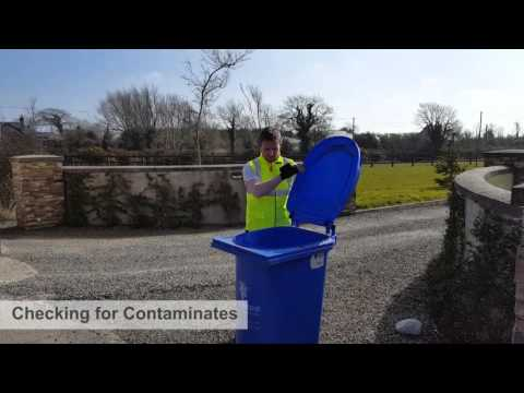 Refuse Collection - Stopping Contaminates in Recycling