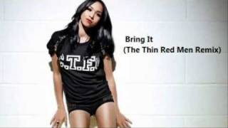 Jodie Connor feat. Tinchy Stryder - Bring It (The Thin Red Men Remix)
