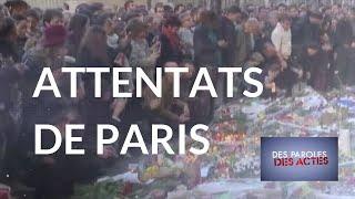 Des paroles et des actes. Attentats de Paris, la France d'après - 16 novembre 2015 (France 2)