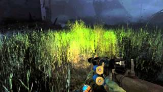Metro Last Light - 12: night vision hunting.  ranger hard mode, DX11 very high