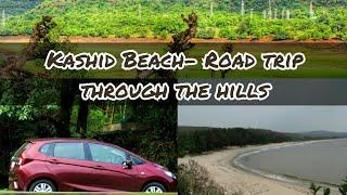 A monsoon road trip to Kashid beach through Tamhini Ghat | Aamir Khan | High by the sea