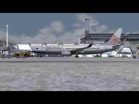 fly from Bangkok  to Ko Samui (China airlines)