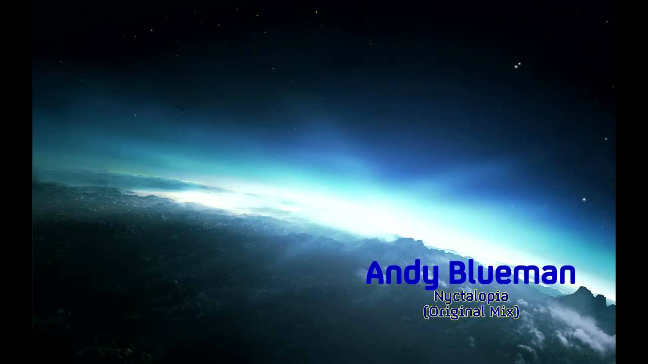 Andy Blueman - Florescence