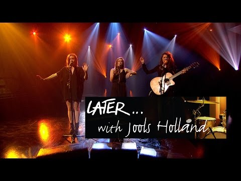 Joseph - White Flag - Later... with Jools Holland - BBC Two