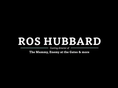Casting director Ros Hubbard: How to Nail an Audition
