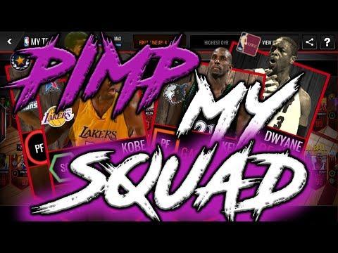 PIMP MY SQUAD EP#1 LIT NEW 90 SQUAD