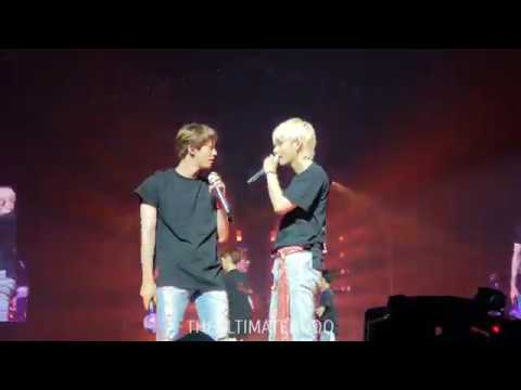 180920 So What @ BTS 방탄소년단 Love Yourself Tour in Hamilton Fancam 직캠