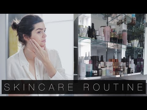 Bathroom Cabinet Tour & My Skincare Routine | The Anna Edit