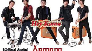 Video Armada - Hey Kamu (Official Audio) download MP3, 3GP, MP4, WEBM, AVI, FLV Juli 2018