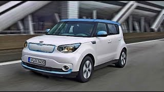 видео Новый электромобиль от KIA