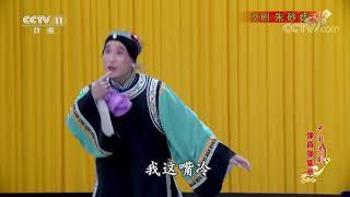 《中国京剧像音像集萃》 20191012 京剧《朱砂痣》| CCTV戏曲