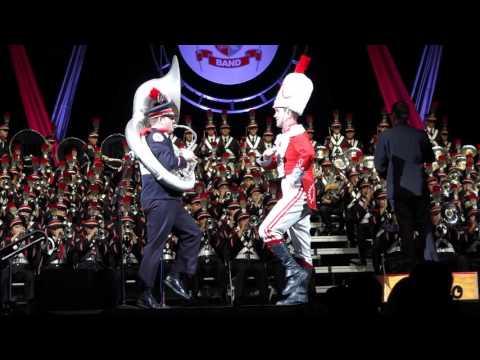 Script Ohio Le Regiment Ohio State Marching Band Concert 11 12 2015