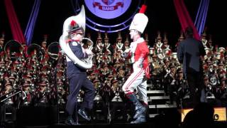 Script Ohio Le Regiment Ohio State Marching Band Concert 11 12 2015