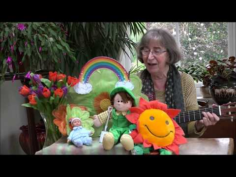 Little seed - a children's song by Woody Guthrie