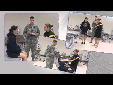 U.S. Army Baylor DPT Program Overview