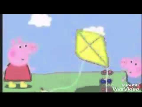 Peppa Pig Soltando Pipa Português Dublado