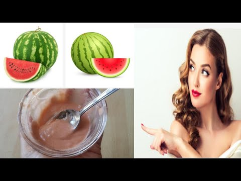 BEAUTY TIPS: 4 DIY Watermelon Juice for a Flawless Skin Home Remedy