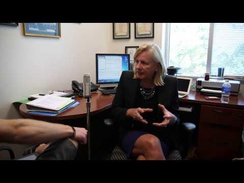Interview with Nancy Soderberg