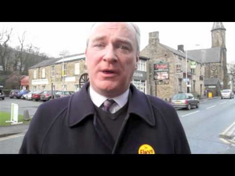 Nick Harvey MP joins the campaign trail