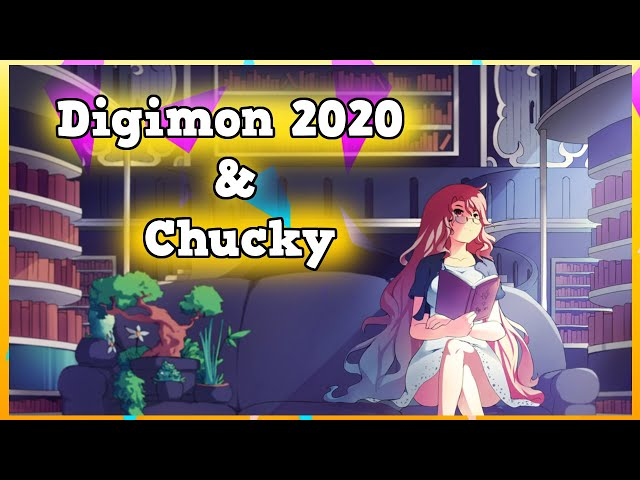 Digimon 2020 : The Bookkeeper's Podcast : 1