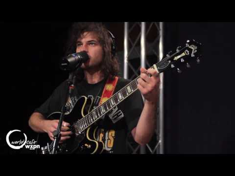 """Ryley Walker - """"The Halfwit In Me"""" (Recorded Live for World Cafe)"""