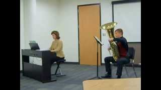 Tuba Solo SONATA NO.3 IN A MINOR by Antonio Vivaldi