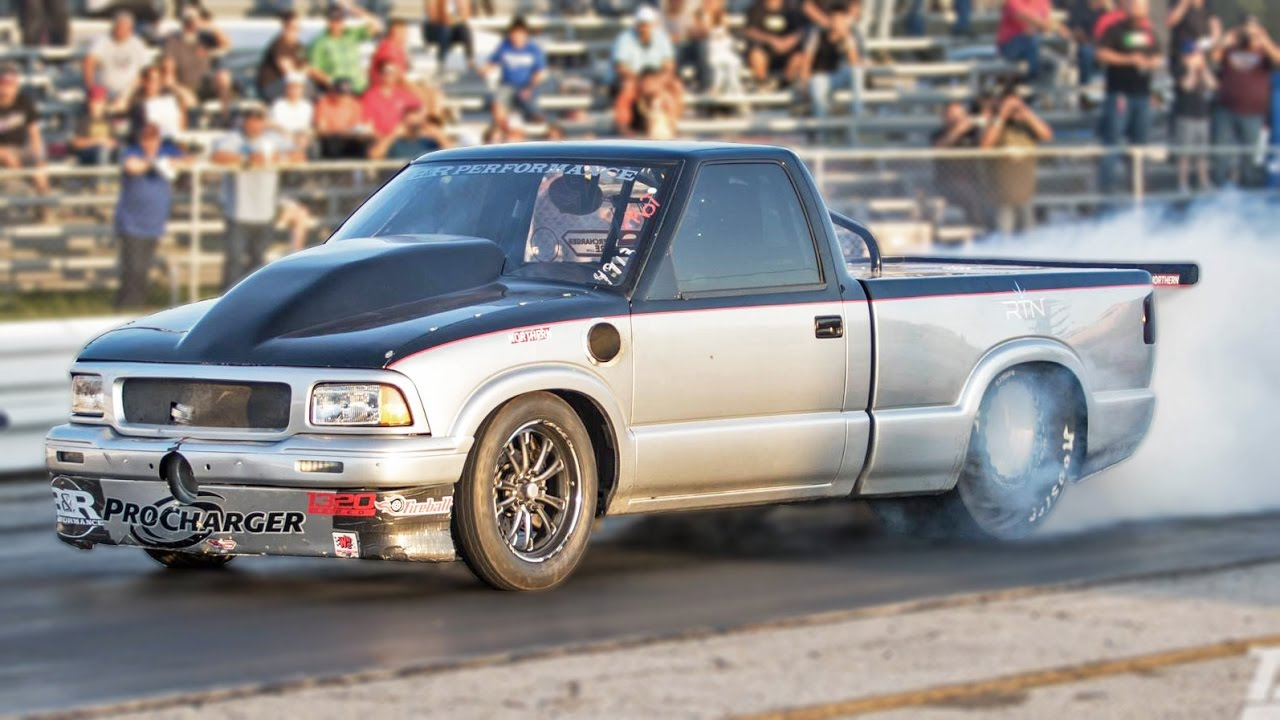 Street Outlaws Sonoma - Procharged Big Block