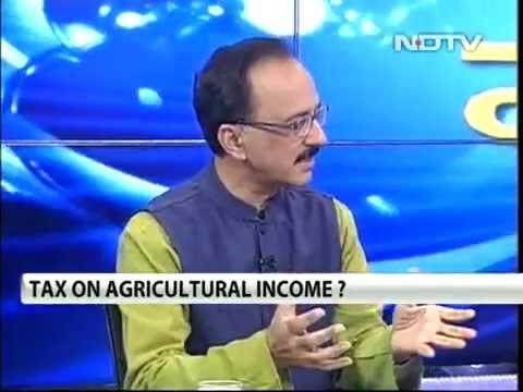 Should India Tax Agricultural Income ? Debate - Devinder Sharma