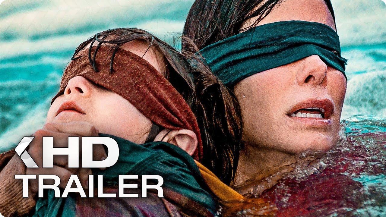 Bird Box Trailer